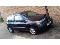 clio 1.2 mot july spares or repair can be driven away peterborough