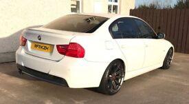 BMW 320d M Sport 2011