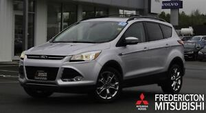 2013 Ford Escape SEL! AWD! LEATHER! SUNROOF! NAV!
