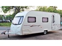 2006/07 AVONDALE OSPREY, 4 BERTH WITH END BATHROOM (SEPARATE SHOWR), CRiS CHECK - EXTRAS!