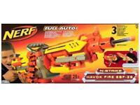 Hasbro NERF NStrike Havok Fire EBF25 **NEW IN BOX**