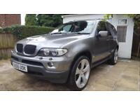 "2006(55) BMW X5 3.0D SE - 22"" Kahn Alloy Wheels - Full Service History - BARGAIN!!!"