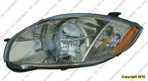 Head Light Driver Side Halogen Coupe/Spyder High Quality Mitsubishi Eclipse 2006-2007