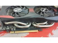 GTX 760 DIRECT CU OC II - PRICE NEGOTIABLE