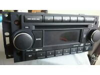 CHRYSLER DODGE JEEP COMPATIBLE CD/RADIO PLAYER P05064067AD