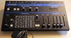 Videotech VEC2050 Video & Audio Mixer