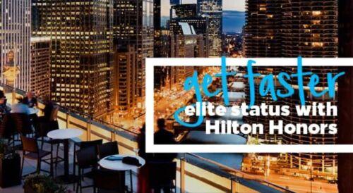 16,000 Hilton Honors Points Rewards Redemption Transfer - $75.00