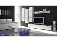 Furniture Bedroom & Living Room Wall Entertainment Unit !!!