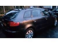 Audi a3 06reg Hpi clear Full leather tdi dsg paddle shift