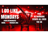 I DO LIKE MONDAYS! Free networking event every Monday in Winsford
