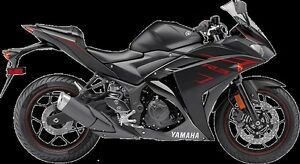 2017 yamaha  YZF-R3 ABS GREAT VALUE!!  ABS BRAKES!!