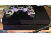 Ps 4 3 games 1 controller & iPad mini 1 16 gb