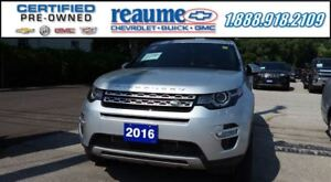 2016 Land Rover Discovery Sport HSE LUXURY NAV Sunroof AWD 7 Pas