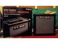 Roland Cube 40GX Guitar Amp
