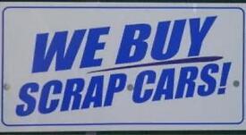 SCRAP CAR OR VAN WANTED