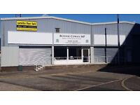 FOR LET - new Shop-Office - Greenock town centre - 440 square feet