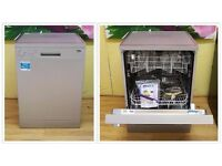 New (Graded) Freestanding Full Size Dishwasher DFC05R10 -6 Months Full Warranty