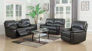 MOTION UPHOLSTERY RECLINER SOFA SET | RECLINER SOFA HAMILTON (BD-538)