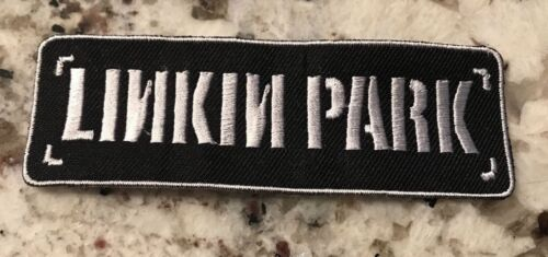 Linkin Park Embroidered Sew/Iron-On PROMO Patch Badge OFFICIAL 2003 new