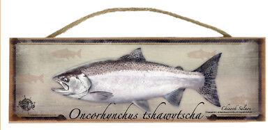 Kleding en accessoires Salmon Fish Leather Effect PU Glasses Case Fishing Gift Fishermans Present Brillen