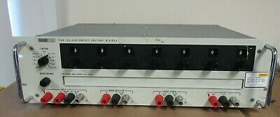 Fluke 720a Kelvin Varley Voltage Divider