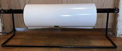 Vinyl Roll Holder Storage Rack Dispenser Roll Holder Sign Artscrafts Pre-owned