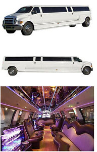 Hummer Limos, SUV Limos and Party Bus for sale