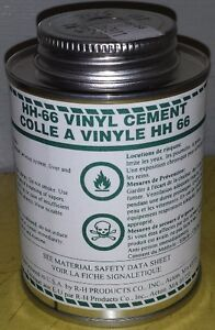hh 66 vinyl cement instructions