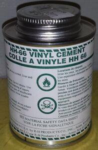 hh 66 vinyl cement instructions