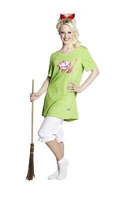 Bibi Blocksberg die kleine Hexe Erwachsenen Kostüm