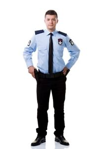 upscale security officer