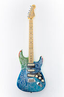 **Collector's one of a kind Fender Stratocaster 2014