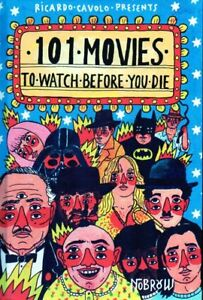 RICARDO CAVOLO ARTIST 101 MOVIES TO WATCH BEFORE YOU DIE NEW