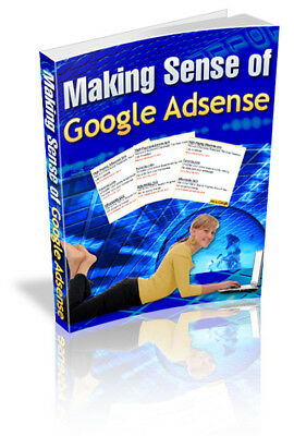 Making Sense Of Google Adsense Pdf Ebook With Resale Rights