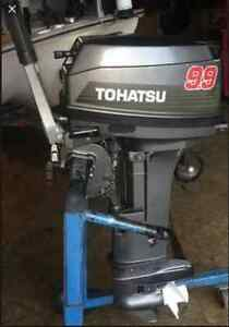 Wanted Tohatsu/Nissan outboard 9.9C or 15C
