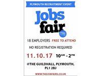Plymouth Jobs Fair