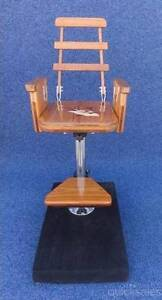 Helm Chair - Helm Seat - Teak Custom Designed and Hand Made Runaway Bay Gold Coast North Preview