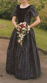 Ballgown or Bridesmaids's Dress