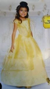 Belle costume Size S (4-6X)