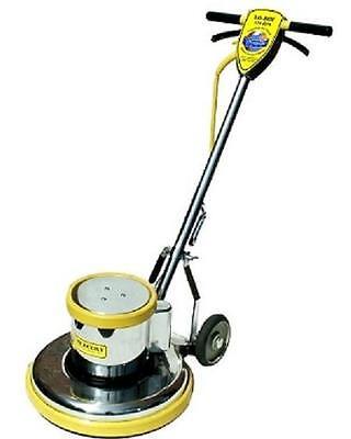 15 1.5 Hp Floor Machine Buffer Stripperscrubber New- Usa Made