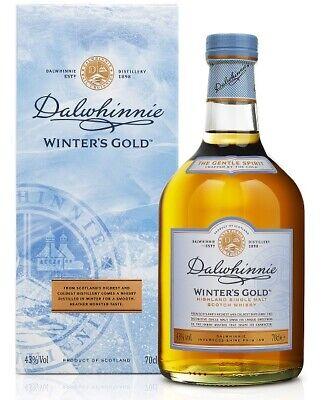 Dalwhinnie Winter's Gold - Single Malt Whisky - 700 ml
