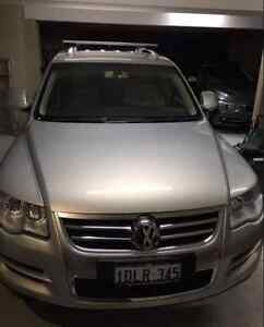 2007 Volkswagen Touareg Wagon **12 MONTH WARRANTY** West Perth Perth City Area Preview