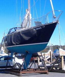 "C&C 34 Sailboat ""RHAPSODY"""