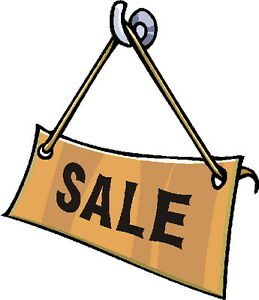 Still looking for some Bakers for our sale!