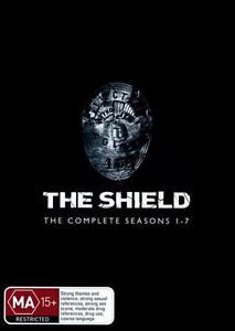 THE SHIELD Series SEASONS 1-7 = NEW R4 DVD