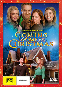 Coming Home for Christmas  - DVD - NEW Region 4
