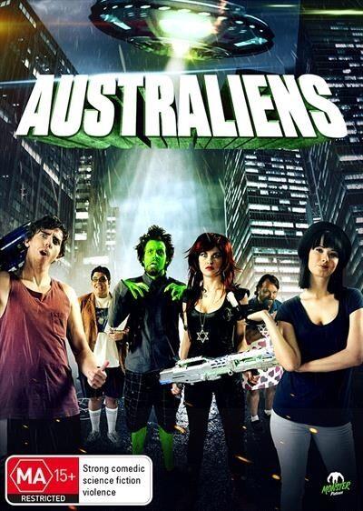 Australiens (DVD) (Region 4) Aussie Release