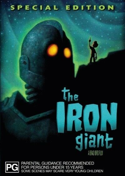 The Iron Giant (Special Ed.) = NEW DVD R4