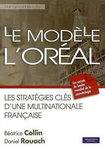 Le modèle l'Oréal