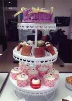 Cupcake stands for rent